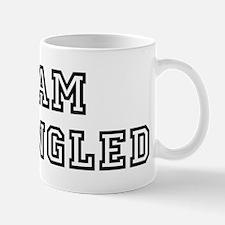 ENTANGLED is my lucky charm Mug