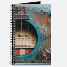 AlvarezBlue Journal