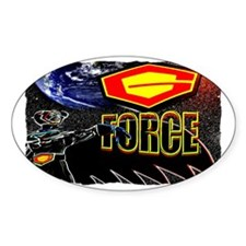 g force Decal