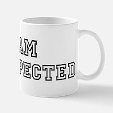 Team DISRESPECTED Mug