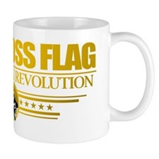 Betsy Ross (Flag 10) pocket 2 Mug