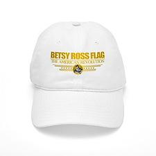 Betsy Ross (Flag 10) pocket 2 Baseball Cap