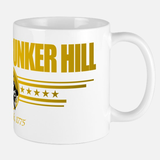 Bunker Hill (Flag 10) pocket 2 Mug