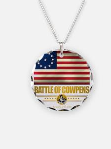 Cowpens (Flag 10)2 Necklace