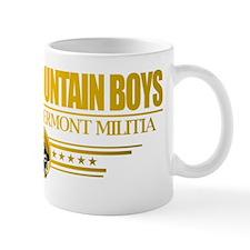 Green Mountain (Flag 10) pocket 2 Mug