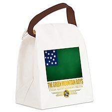 Green Mountain (Flag 10)2 Canvas Lunch Bag