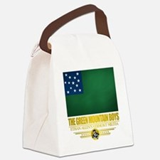 Green Mountain (Flag 10)2 Canvas Lunch Bag
