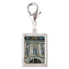 Old Town Hall in Bonn Silver Portrait Charm