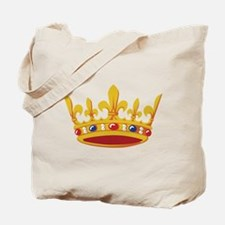 Crown - Royal Tote Bag