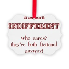 Team_Indifferent Ornament