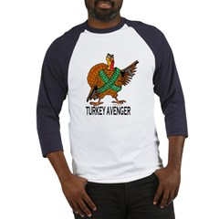Turkey Avenger Baseball Jersey