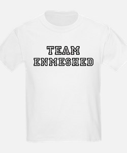 ENMESHED is my lucky charm Kids T-Shirt