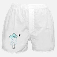 Piss rain Boxer Shorts