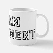 ENJOYMENT is my lucky charm Mug