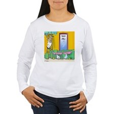 7304_lab_cartoon T-Shirt