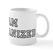 Team DISORGANIZED Mug