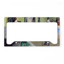 Bag Degas DanceClass License Plate Holder