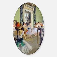 FF Degas DanceClass Decal