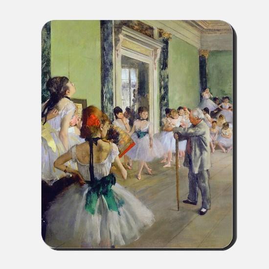 FF Degas DanceClass Mousepad