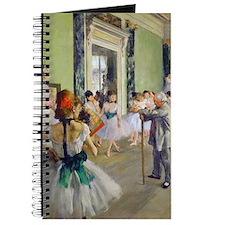 FF Degas DanceClass Journal