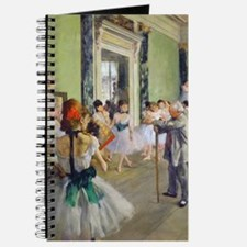 FF Degas DanceClass Journal