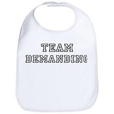 Team DEMANDING Bib