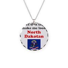 North Dakota L Necklace