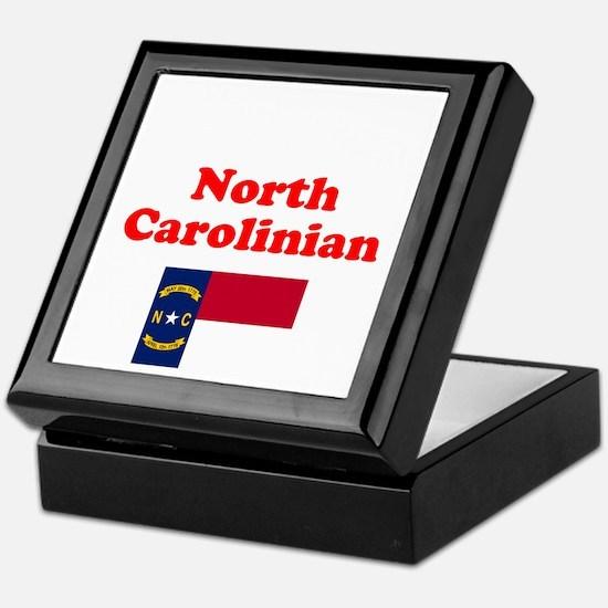 North Carolina D1 Keepsake Box