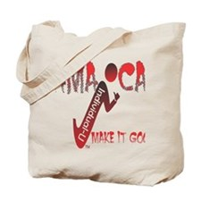 Jamaica White Tote Bag