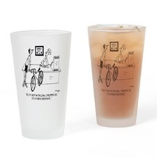 4775_teen_cartoon Drinking Glass