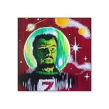 """spacemanz Square Sticker 3"""" x 3"""""""