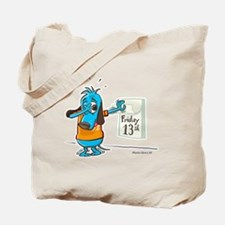 Friday 13th-Color Tote Bag