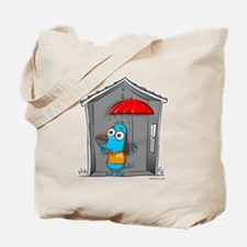 Umbrella-Color Tote Bag