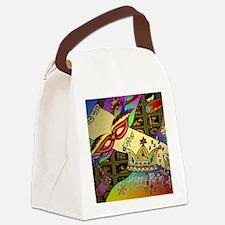 HappyPurim Canvas Lunch Bag