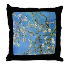 iPad VG Almond Throw Pillow