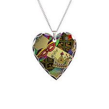 HappyPurimSquare Necklace