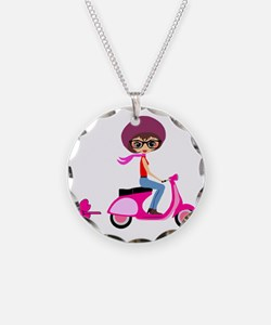 scootgirl Necklace
