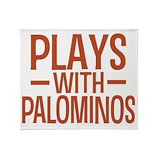 playspalominos Throw Blanket