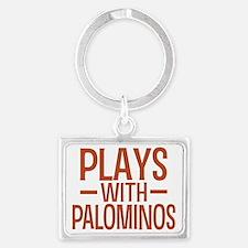 playspalominos Landscape Keychain