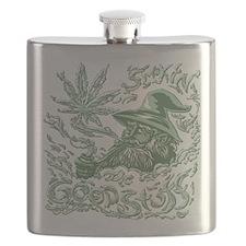 WIZARD-LIGHT GROUND Flask