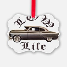 low life gold Ornament