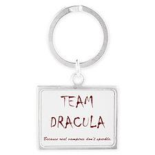 Team Dracula Landscape Keychain