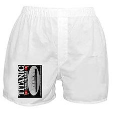 TG2RectKeyBlack Boxer Shorts