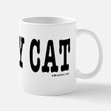 heartcatbumper Mug