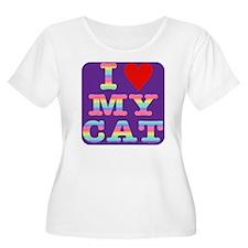 HeartMyCat10x T-Shirt