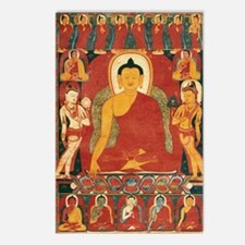 Buddha2 Postcards (Package of 8)