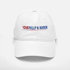 Phillip W Morrow 2008 Baseball Baseball Cap