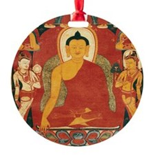 Buddha2Sq Ornament