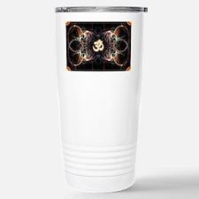 om poster Stainless Steel Travel Mug