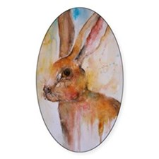 Solo Hare Decal